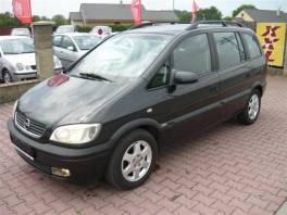 Opel Zafira 1,6 16V CDX KLIMA , Auto – moto , Automobily  | spěcháto.cz - bazar, inzerce zdarma