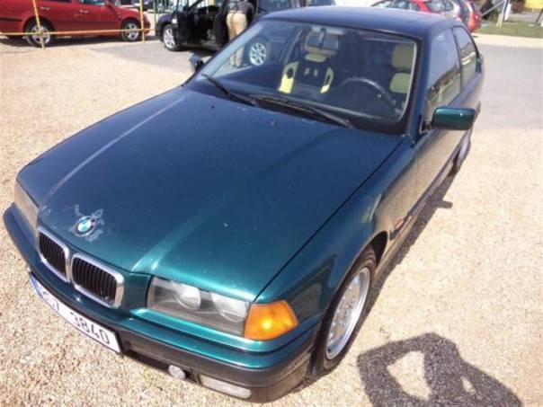 BMW Řada 3 316 I, EKO PLACENO, foto 1 Auto – moto , Automobily | spěcháto.cz - bazar, inzerce zdarma
