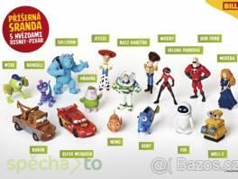 Billa Příšerná sranda figurky Pixar , Pro děti, Hračky  | spěcháto.cz - bazar, inzerce zdarma