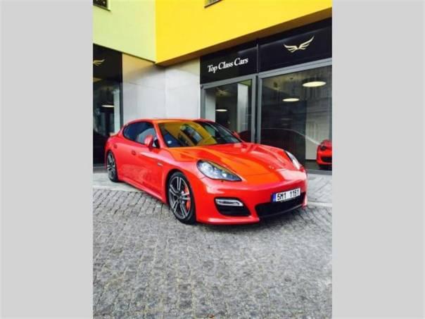 Porsche Panamera GTS TOP STAV, MAX VÝBAVA, foto 1 Auto – moto , Automobily   spěcháto.cz - bazar, inzerce zdarma