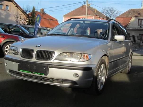 BMW Řada 3 2,0   320 D TOURING AUT., foto 1 Auto – moto , Automobily | spěcháto.cz - bazar, inzerce zdarma