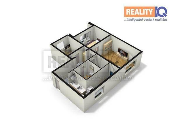 Prodej bytu 3+1, Přerov - Přerov II-Předmostí, foto 1 Reality, Byty na prodej | spěcháto.cz - bazar, inzerce