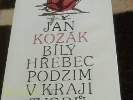 Bílý hřebec, Podzim v kraji tygrů , Hobby, volný čas, Knihy  | spěcháto.cz - bazar, inzerce zdarma