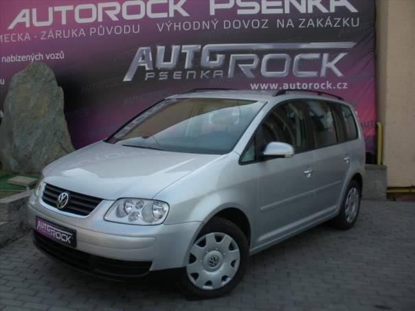Volkswagen Touran 1.9   TDI DSG, foto 1 Auto – moto , Automobily | spěcháto.cz - bazar, inzerce zdarma
