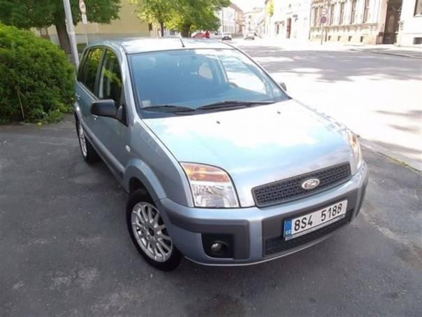 Ford Fusion Trend 1.4 16V 59kW, foto 1 Auto – moto , Automobily | spěcháto.cz - bazar, inzerce zdarma