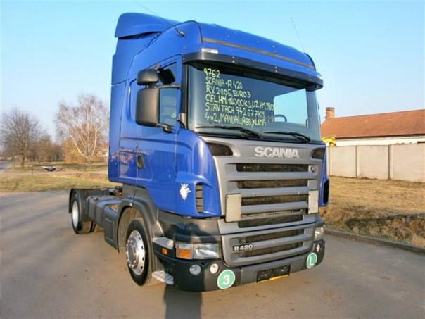 R420 LAX2 (ID 9762), foto 1 Užitkové a nákladní vozy, Nad 7,5 t | spěcháto.cz - bazar, inzerce zdarma