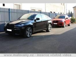 BMW X6 M 555PS V8 špičkový model