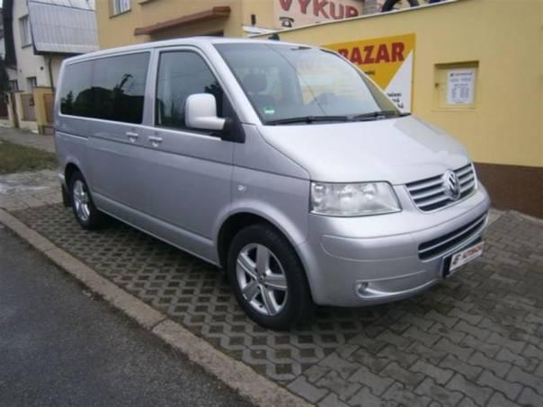 Volkswagen Caravelle T5 2,5 TDI 128 KW, foto 1 Auto – moto , Automobily | spěcháto.cz - bazar, inzerce zdarma
