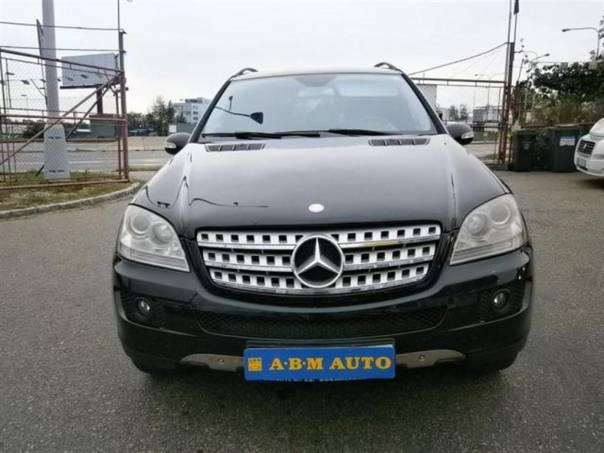 Mercedes-Benz Třída ML 280  CDI  140 kW, foto 1 Auto – moto , Automobily | spěcháto.cz - bazar, inzerce zdarma