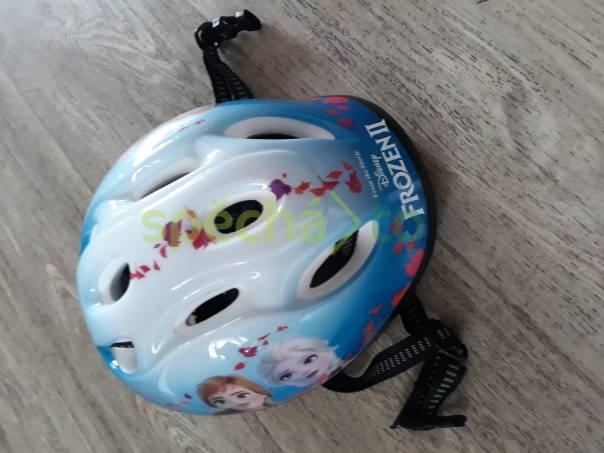 Set détská helma a košík na kolo, foto 1 Pro děti, Kočárky, nosítka, odrážedla | spěcháto.cz - bazar, inzerce zdarma