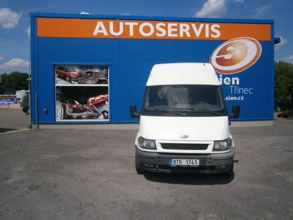 Ford Transit 2.0 D 92KW 6 míst , foto 1 Užitkové a nákladní vozy, Nad 7,5 t | spěcháto.cz - bazar, inzerce zdarma