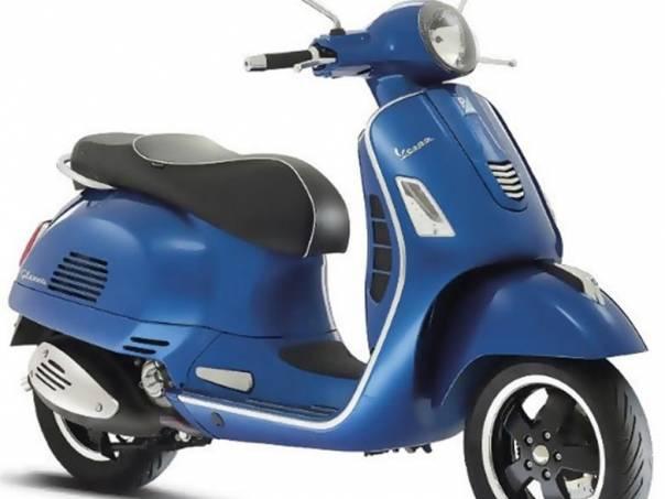Vespa  GTS Super 300 ie - barva modrá, foto 1 Auto – moto , Motocykly a čtyřkolky | spěcháto.cz - bazar, inzerce zdarma