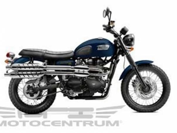 Triumph Scrambler Scrambler 2015, foto 1 Auto – moto , Motocykly a čtyřkolky | spěcháto.cz - bazar, inzerce zdarma