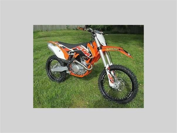 450 SX-F, foto 1 Auto – moto , Motocykly a čtyřkolky | spěcháto.cz - bazar, inzerce zdarma