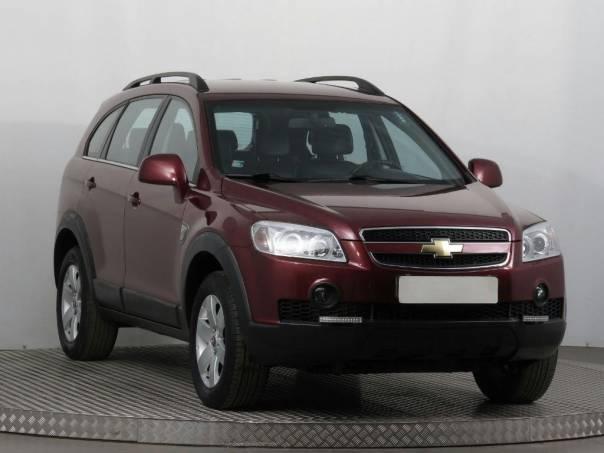 Chevrolet Captiva 2.0 D, foto 1 Auto – moto , Automobily | spěcháto.cz - bazar, inzerce zdarma