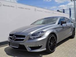 Mercedes-Benz Třída CLS 5,5 CLS 63 AMG SB 4M S