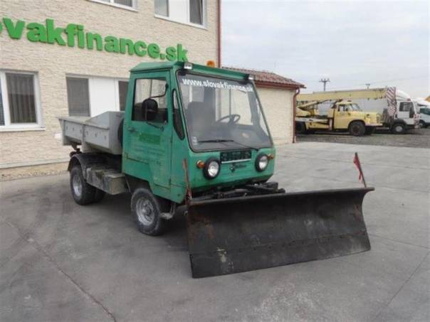 MULTICAR M 2401, čelný odhrňač snehu, foto 1 Užitkové a nákladní vozy, Nad 7,5 t | spěcháto.cz - bazar, inzerce zdarma
