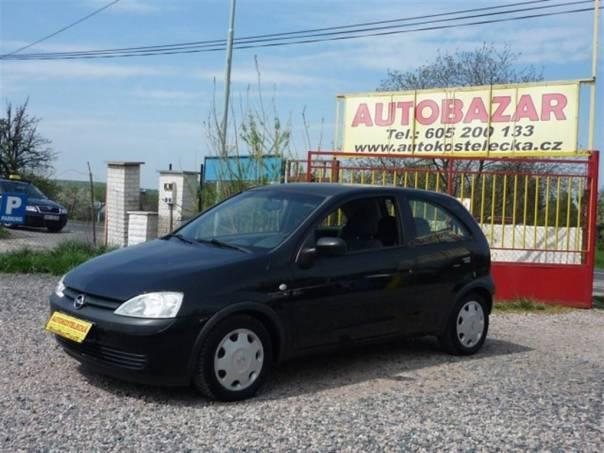 Opel Corsa 3dv .1.0i 1.majitel, foto 1 Auto – moto , Automobily | spěcháto.cz - bazar, inzerce zdarma