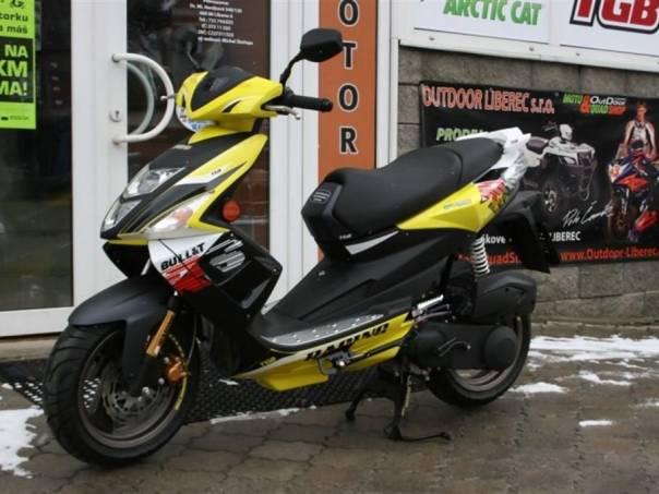 TGB Bullet Bullet 125 RS, foto 1 Auto – moto , Motocykly a čtyřkolky | spěcháto.cz - bazar, inzerce zdarma