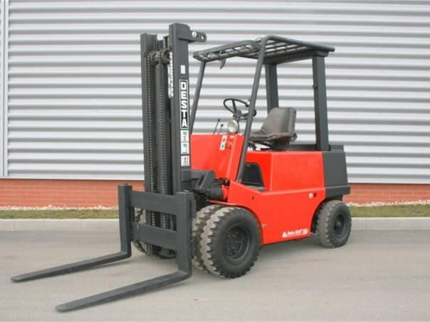 C4G 150 D (PS790), foto 1 Pracovní a zemědělské stroje, Vysokozdvižné vozíky | spěcháto.cz - bazar, inzerce zdarma