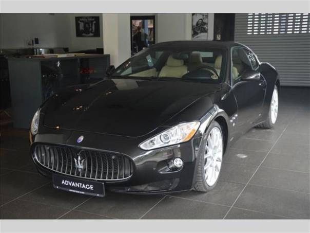 Maserati GranTurismo 4.7 S automat  SKLADEM, foto 1 Auto – moto , Automobily | spěcháto.cz - bazar, inzerce zdarma
