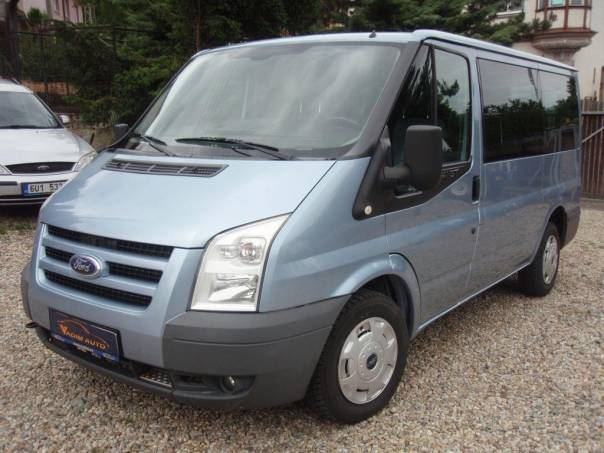 Ford Transit Tourneo 2,2Tdci 96Kw 8míst, foto 1 Užitkové a nákladní vozy, Do 7,5 t | spěcháto.cz - bazar, inzerce zdarma