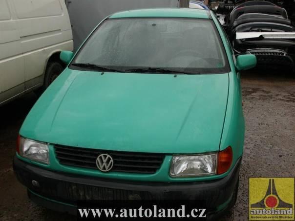 Volkswagen Polo 1,9, foto 1 Náhradní díly a příslušenství, Ostatní | spěcháto.cz - bazar, inzerce zdarma