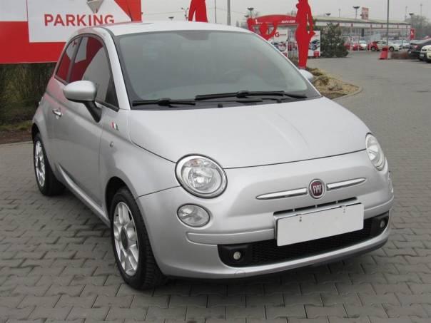 Fiat 500  1.2, 1.maj,Serv.kniha,ČR, foto 1 Auto – moto , Automobily | spěcháto.cz - bazar, inzerce zdarma