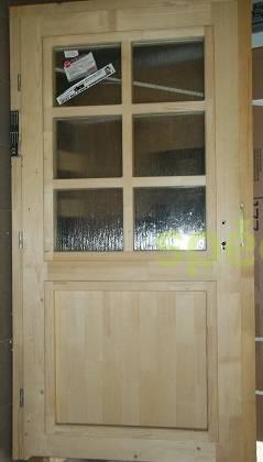 Dřevěné dveře bazar