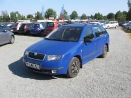 Škoda Fabia 1.4 16V  LPG