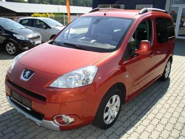 Peugeot Partner Tepee 1.6 HDi - 110k, foto 1 Auto – moto , Automobily | spěcháto.cz - bazar, inzerce zdarma