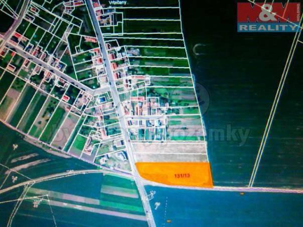 Prodej pozemku, Vrbičany, foto 1 Reality, Pozemky | spěcháto.cz - bazar, inzerce