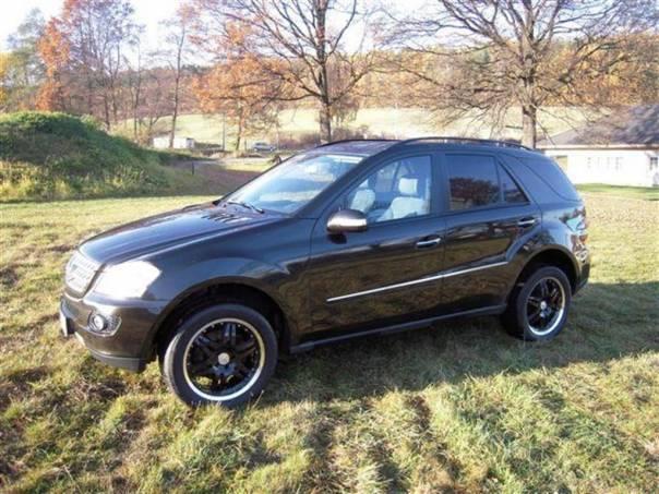 Mercedes-Benz Třída ML ML 280 CDi sport paket, foto 1 Auto – moto , Automobily | spěcháto.cz - bazar, inzerce zdarma