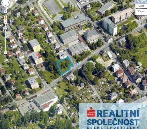Pronájem pozemku, Liberec - Liberec X-Františkov, foto 1 Reality, Pozemky | spěcháto.cz - bazar, inzerce