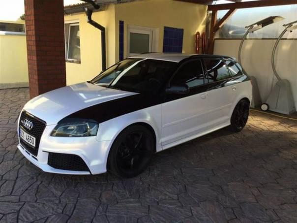 Audi RS3 plná výbava   ČR, foto 1 Auto – moto , Automobily | spěcháto.cz - bazar, inzerce zdarma