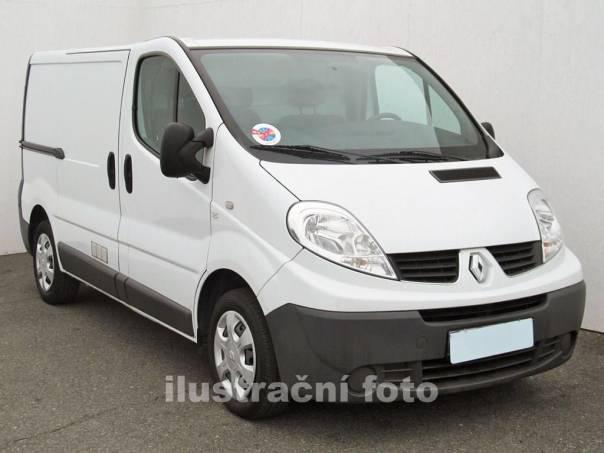 Renault Trafic  2.0 DCi, Serv.kniha, foto 1 Užitkové a nákladní vozy, Do 7,5 t | spěcháto.cz - bazar, inzerce zdarma