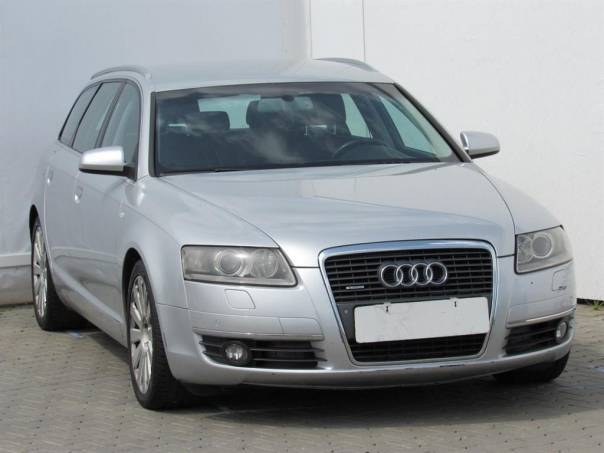 Audi A6  3.0 TDi, Serv.kniha, xenon, foto 1 Auto – moto , Automobily | spěcháto.cz - bazar, inzerce zdarma