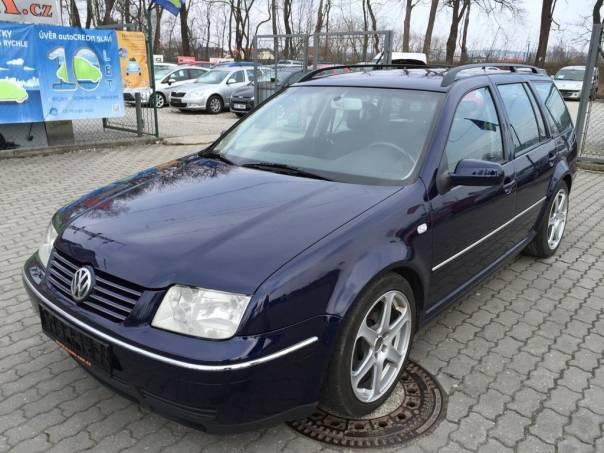 Volkswagen Bora 1.9 TDi 85 kW digi. klima, foto 1 Auto – moto , Automobily | spěcháto.cz - bazar, inzerce zdarma