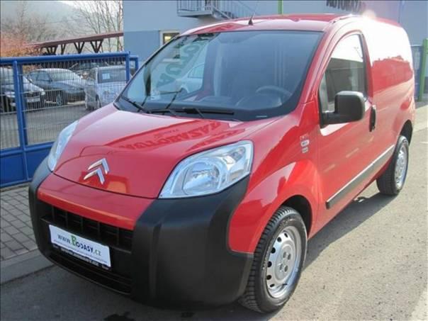Citroën Nemo 1,4 HDI 8V 1.majitel ČR  HDI 8V, foto 1 Užitkové a nákladní vozy, Do 7,5 t | spěcháto.cz - bazar, inzerce zdarma