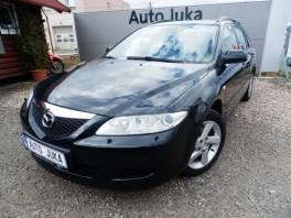 Mazda 6 2.0 D-100KW,TOPSTAV , Auto – moto , Automobily  | spěcháto.cz - bazar, inzerce zdarma
