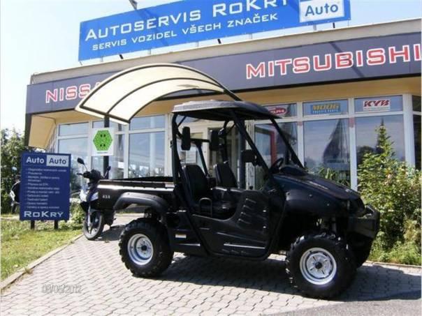 EMU 500 UTV, foto 1 Pracovní a zemědělské stroje, Zemědělské stroje | spěcháto.cz - bazar, inzerce zdarma
