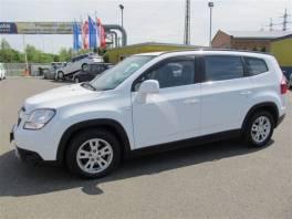 Chevrolet Orlando 2.0 VCDI 7míst ČR 1.maj serviska