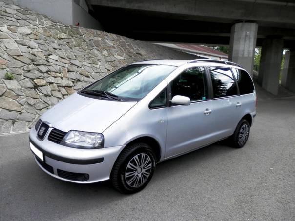 Seat Alhambra 1.9 TDI*85KW*DIGIKLIMA*MPV, foto 1 Auto – moto , Automobily | spěcháto.cz - bazar, inzerce zdarma