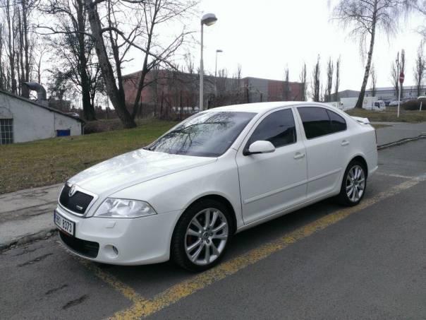 Škoda Octavia 2.0 TFSI RS, foto 1 Auto – moto , Automobily | spěcháto.cz - bazar, inzerce zdarma