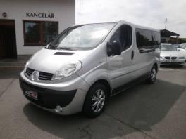 Renault Trafic 2.0 DCI 6-MÍST , Užitkové a nákladní vozy, Autobusy  | spěcháto.cz - bazar, inzerce zdarma