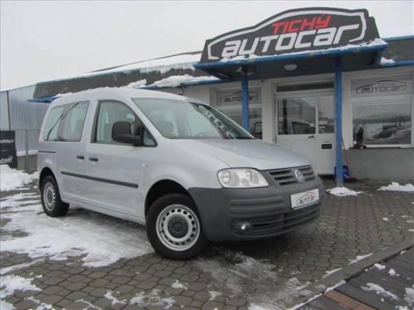 Volkswagen Caddy 2.0 CNG, ESP, Klima, serviska, foto 1 Auto – moto , Automobily | spěcháto.cz - bazar, inzerce zdarma