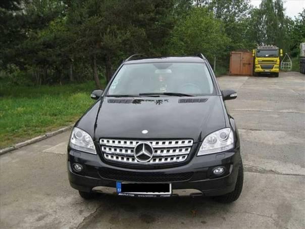 Mercedes-Benz Třída ML 3,0 ML 320 CDi, foto 1 Auto – moto , Automobily | spěcháto.cz - bazar, inzerce zdarma