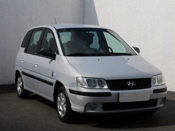 Hyundai Matrix  1.5 CRDi, Serv.kniha,ČR, foto 1 Auto – moto , Automobily | spěcháto.cz - bazar, inzerce zdarma