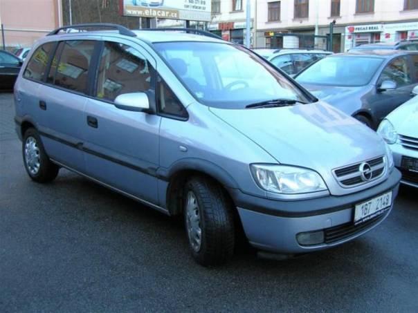 Opel Zafira 2.2 DTI 16V Serviska, CZ, foto 1 Auto – moto , Automobily | spěcháto.cz - bazar, inzerce zdarma