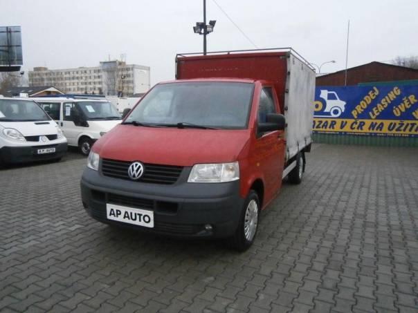 Volkswagen Transporter T5  VALNÍK PLACHTA KLIMA NAVI, foto 1 Užitkové a nákladní vozy, Do 7,5 t | spěcháto.cz - bazar, inzerce zdarma